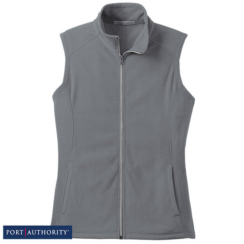 Port Authority Ladies Microfleece Vest L226