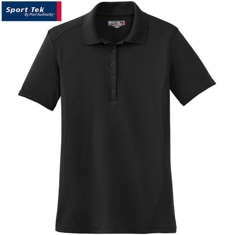 Sport Tek Ladies Dry Zone Raglan Accent Polo  L475