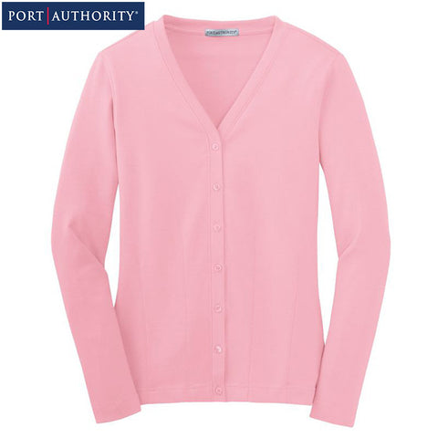 Port Authority  Ladies Modern Stretch Cotton Cardigan  L515