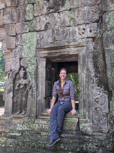 Kate's Adventures in Cambodia