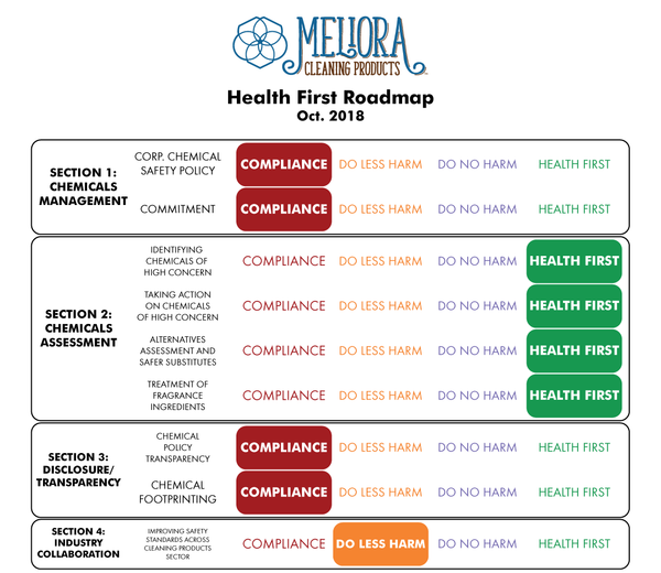 Health First Roadmap Preliminary Review