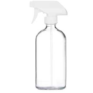Empty Glass Spray Bottle - 16 oz.
