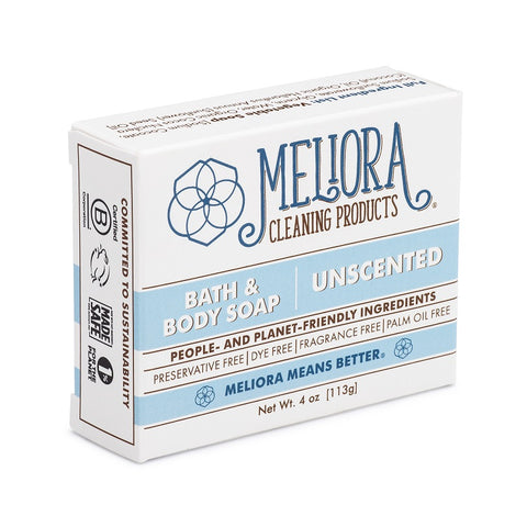 Bath and Body Soap Bar - Unscented