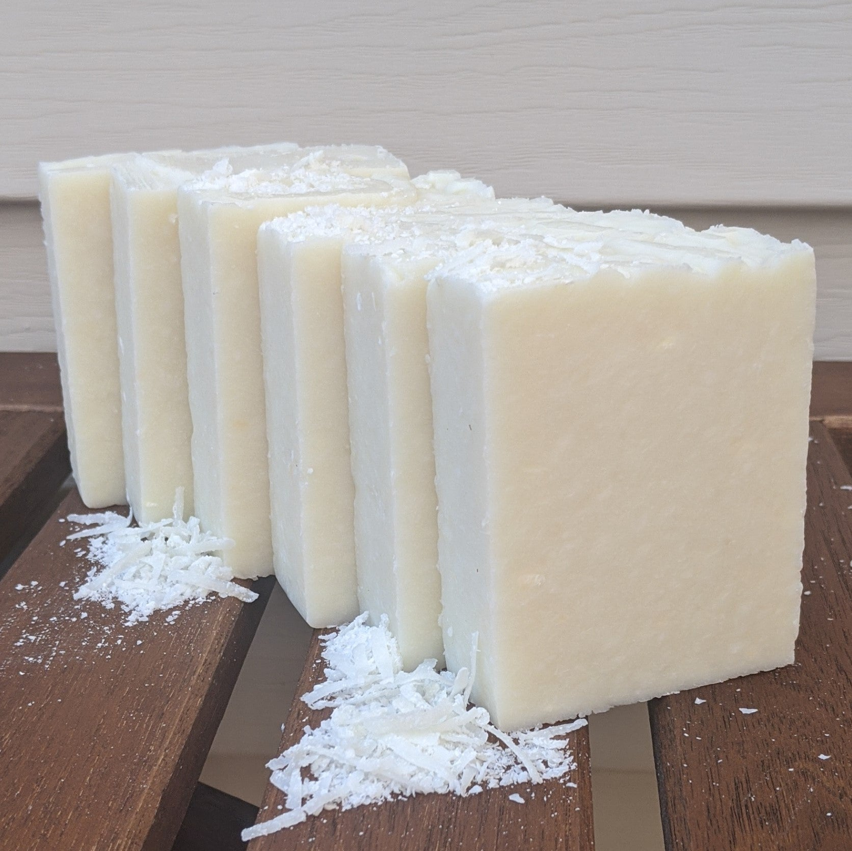 Zero-Waste Bath and Body Soap Bars - 6-Pack