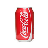 Coca-Cola Can (330ml)