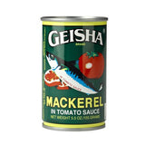 Geisha Mackerel (155g)