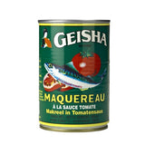Geisha Mackerel (425g)