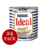24-Pack Ideal Milk (24 x 170g)