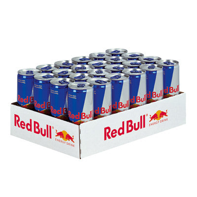24 pack red bull cans 24 x 250ml ghana provisions. Black Bedroom Furniture Sets. Home Design Ideas