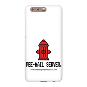 Huawei P10 Phone Cases – 'Pee-mail server' Hydrant - Miss Booger's Pet Sitting & Supplies
