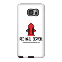 Samsung Galaxy Note 5 Phone Cases - 'Pee-mail server' Hydrant - Miss Booger's Pet Sitting & Supplies