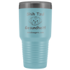 30oz Stainless Steel Travel Tumbler Mug – Shih Tzu – Gesundheit! - Miss Booger's Pet Sitting & Supplies