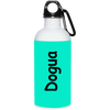 20 oz. Stainless Steel Water Bottle - 'Dogua - Miss Booger's Pet Sitting & Supplies