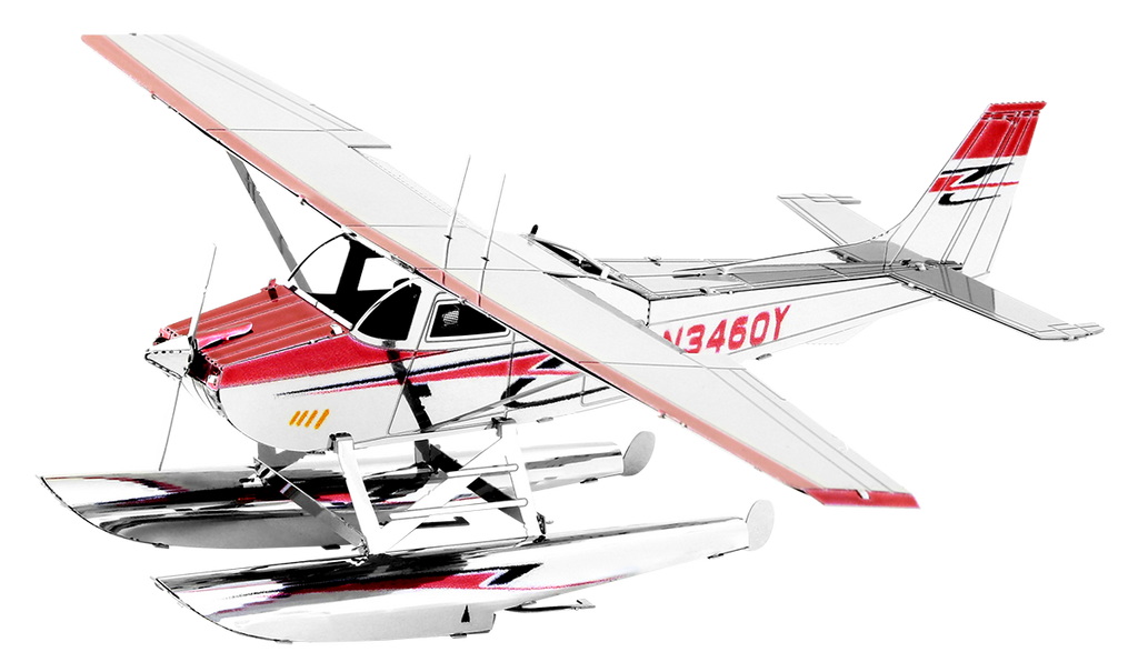 METAL EARTH  Cessna 182