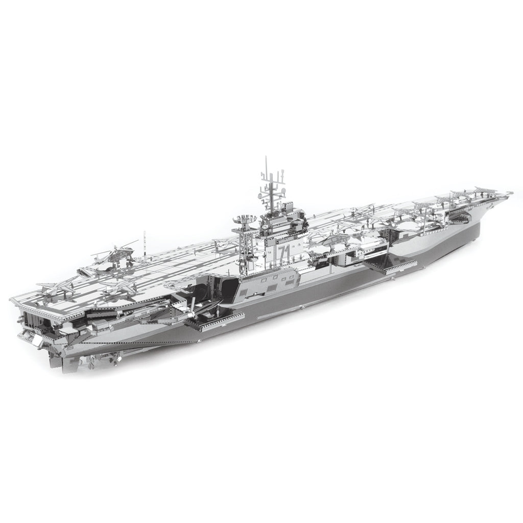 METAL EARTH Iconx Uss Theodore Roosevelt Carrier
