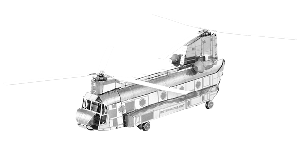 METAL EARTH Chinook - CH-47