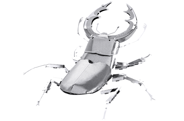 Metal Earth Stag Beetle