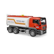 BRUDER - BR1:16 MAN TGS Tank truck with water pump - 3775