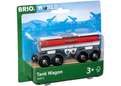 BRIO -  Vehicle - Safari Tank Wagon
