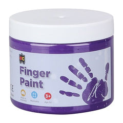 EC Finger Paint - 250ml Tub - Purple