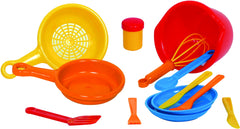 GOWI TOYS - Cook Set Vienna - 13 Piece