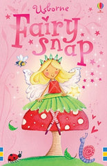 Usborne Snap Cards Fairy