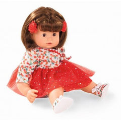 GOTZ Maxy Muffin Brown Hair Doll 42cm