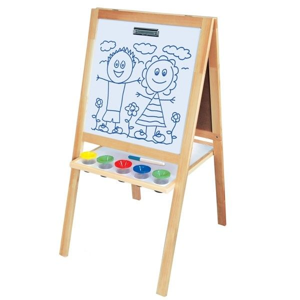 JOLLY KIDZ ELITE EASEL - 4 IN 1