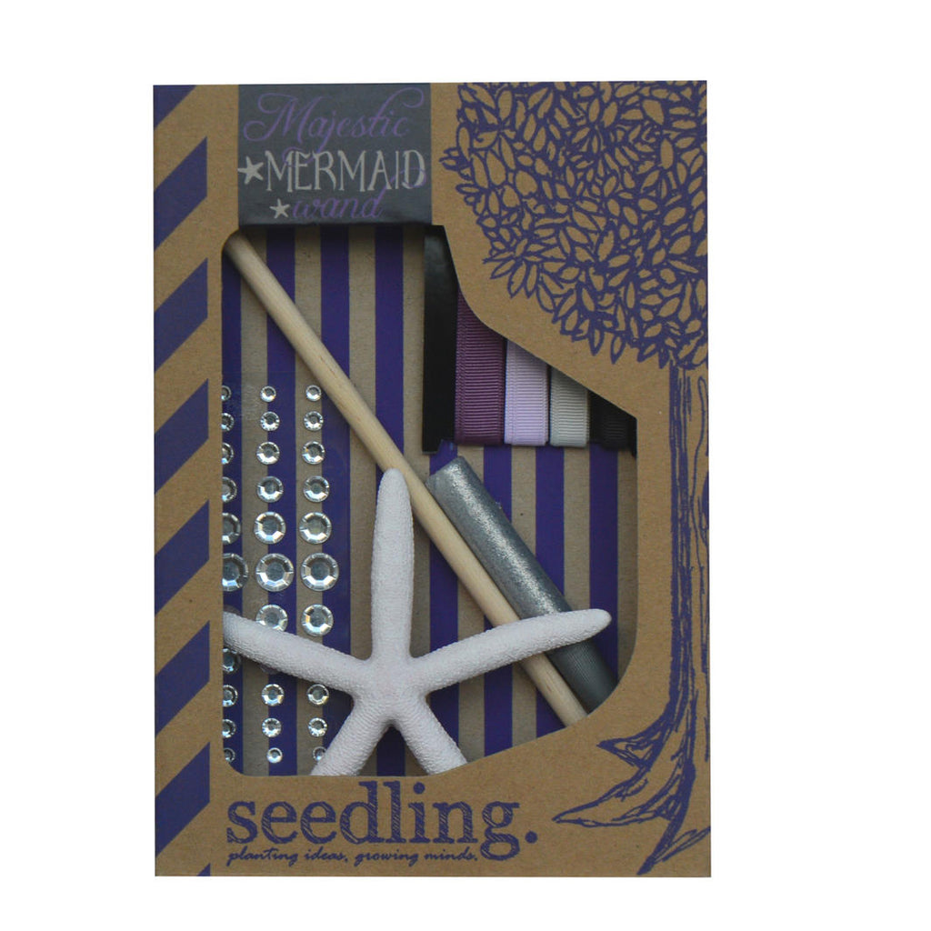 SEEDLING - Majestic Mermaid Wand