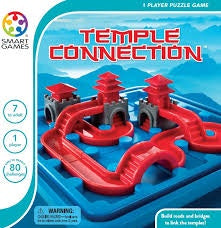 Smart Games - Temple Connection - Single player game