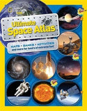 Nat Geo Kids Ultimate Space Atlas