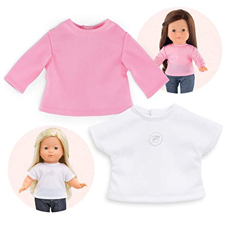 COROLLE MaCorolle - Clothing -2 set of T-Shirts - 36cm