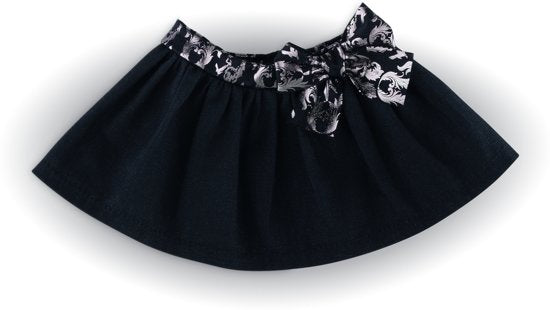 COROLLE MaCorolle - Clothing - Skirt Black Party - 36cm