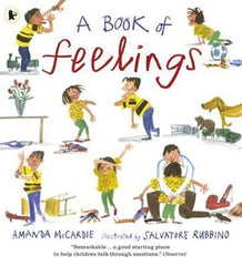 Book of Feelings - Picture Book - Paperback