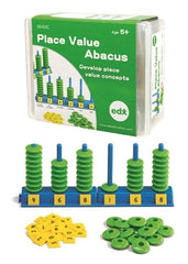 Edx Education - Place Value Abacus - 26102C