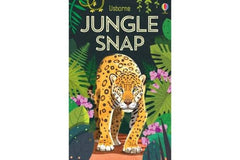USBORNE Snap Cards Jungle