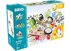 BRIO - Builder - Light Set - 123 piece