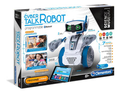 Clementoni Science - Cyber Talk Robot