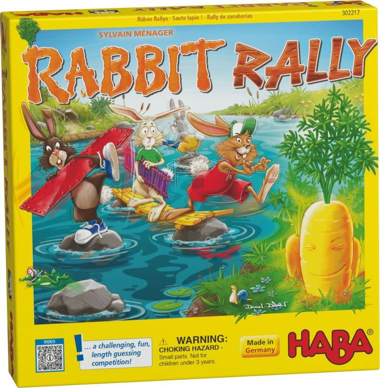 HABA Game - Rabbit Rally
