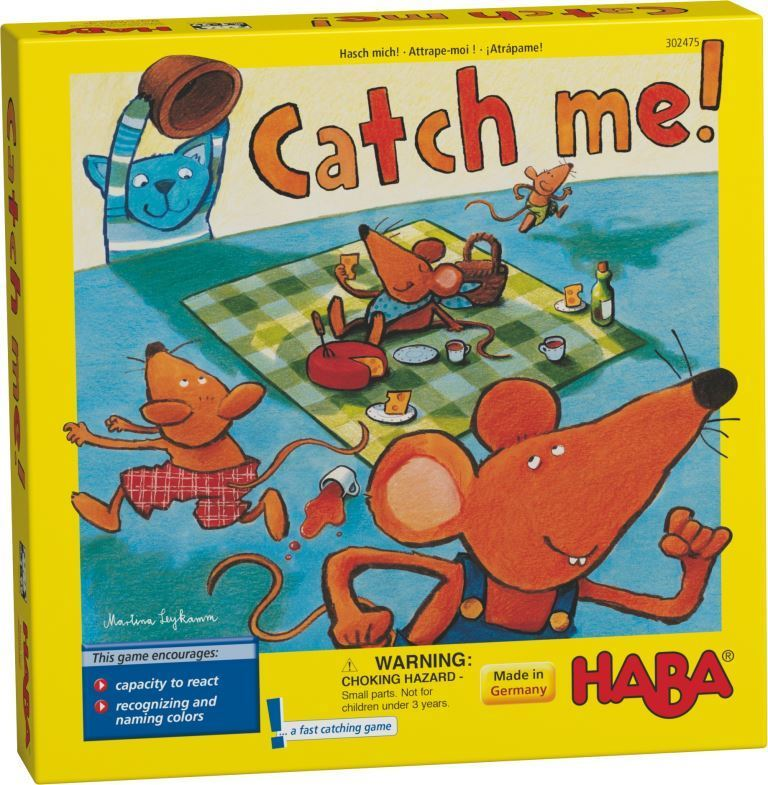 HABA Game - Catch Me!
