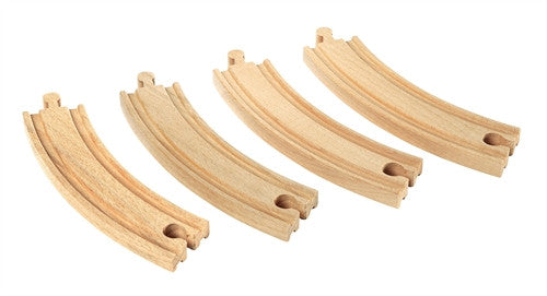 BRIO Large Curved Tracks 33342
