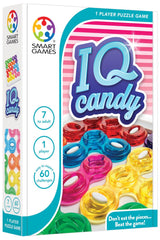 SMART GAMES IQ Candy - Single Player Game