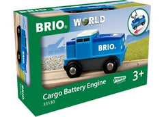 BRIO - Train - Cargo Battery Engine