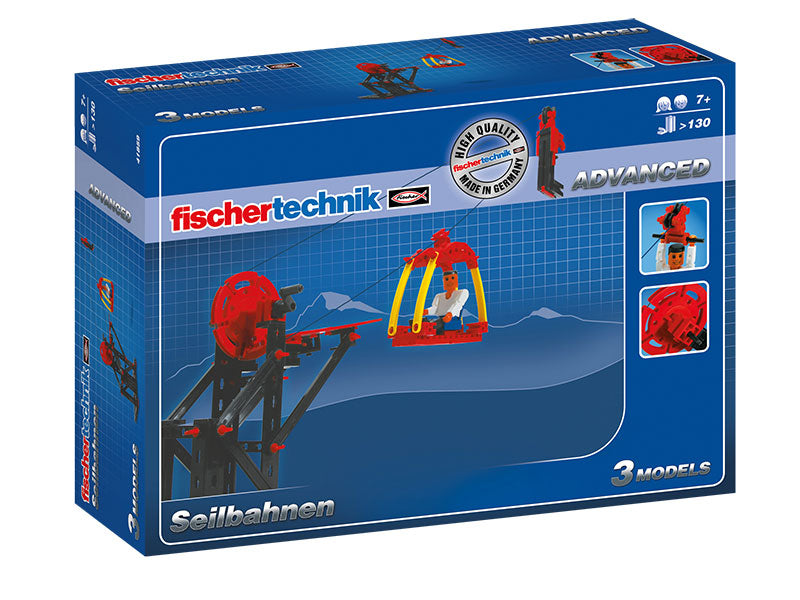 Fischertechnik Advanced Cable Cars - 41859