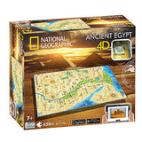4D National Geographic - ANCIENT Egypt Puzzle
