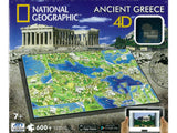 4D National Geographic - ANCIENT Greece Puzzle