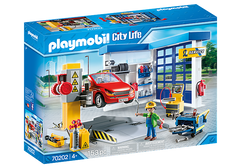 PLAYMOBIL City Life - Car Repair Garage
