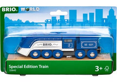 BRIO - Train - Special Edition Train 2 pieces - 33642