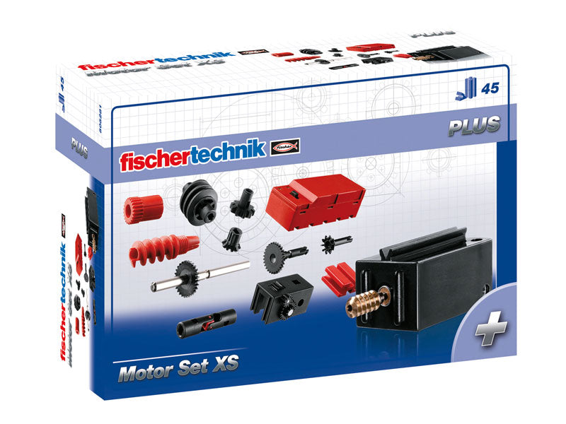 Fischertechnik - Accessories - Motor Set - XS 505281