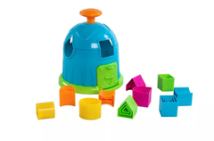 FAT BRAIN TOYS - Shape Factory - Shape Sorter